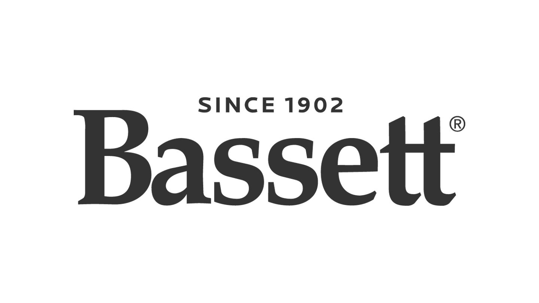Logo of Bassett Furniture